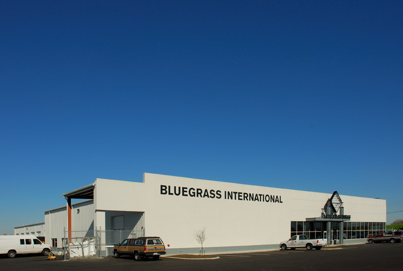 Bluegrass Trucking