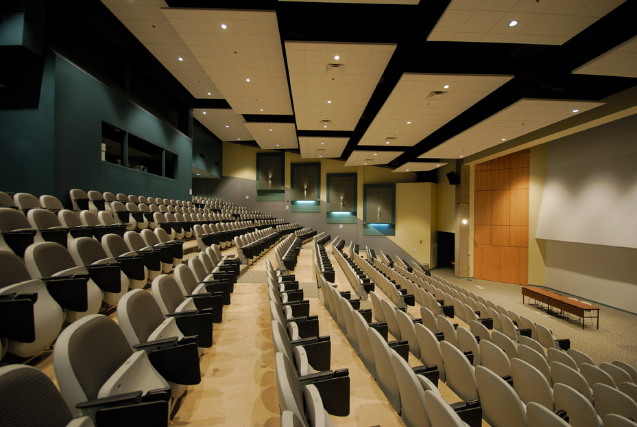Northern Kentucky University Auditorium